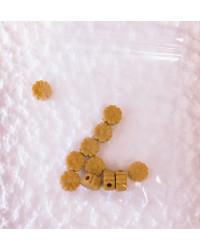 Fiore pastiglia piccolo - confezione 10 pezzi