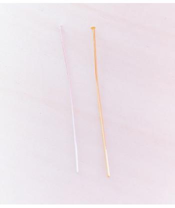 Chiodini testa piatta 7 cm - lunghi