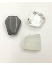 Diamanti in 3 forme miste