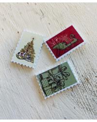 Cartoline Natale in legno