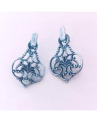 Perni in zama - Chiave argento
