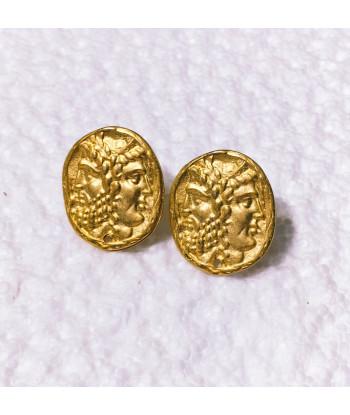 Perni in zama - Moneta Giano bifronte