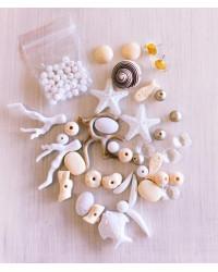 Kit Bianco Mix Resine  Ricco