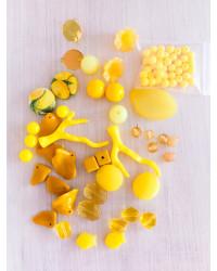 Kit Giallo - mix resine